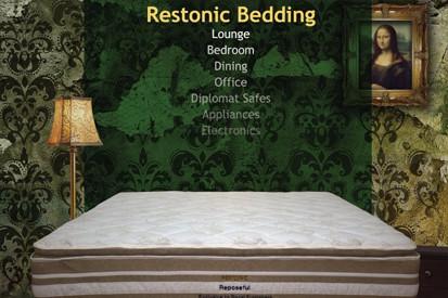 Restonic Bedding