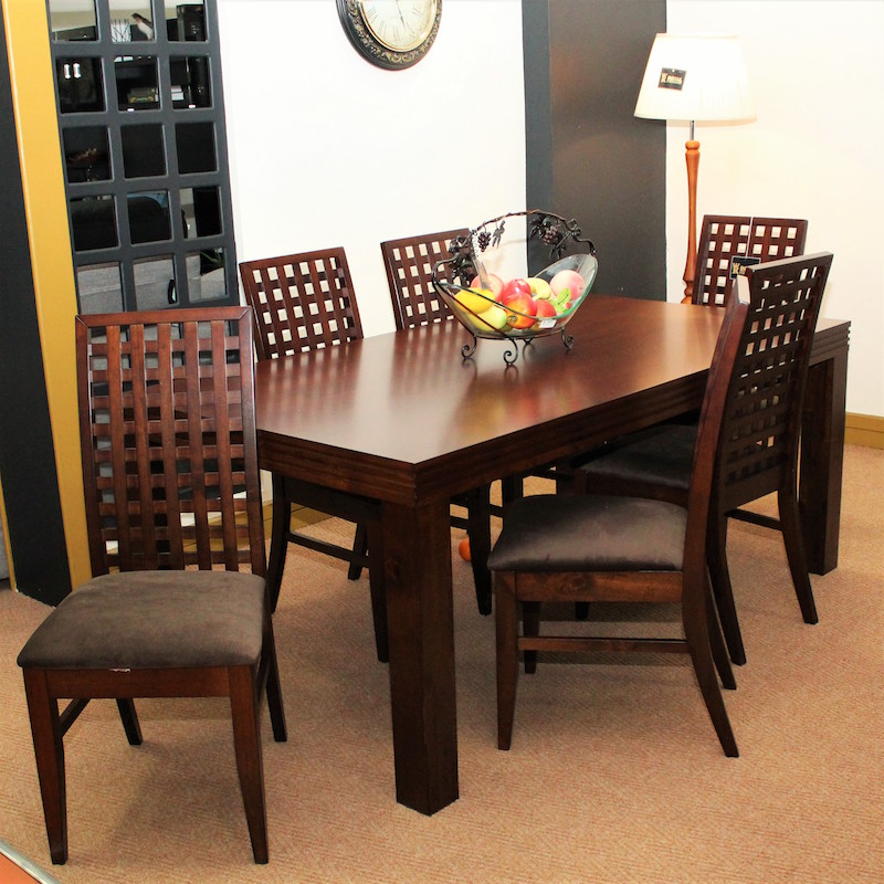 94 new dining room furniture furniture black dining for Dining table latest model